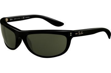 b8c09d9d41 Ray-Ban RB4089 Sunglasses Styles - Black Frame w  Crystal Green Polarized  62 mm