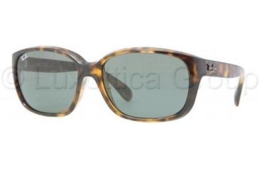Ray-Ban RB4161 Progressive Prescription Sunglasses RB4161-710-5916 - Lens Diameter: 59 mm, Frame Color: Light Havana