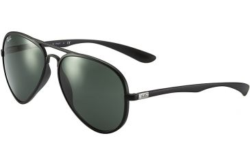 7c2f2af41c Ray-Ban RB4180 Sunglasses 601S71-5913 - Matte Black Frame
