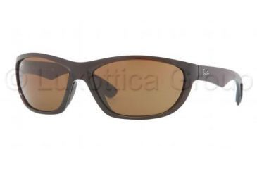e02dfe70e Ray-Ban RB4188 Single Vision Prescription Sunglasses RB4188-600773-63 - Lens  Diameter