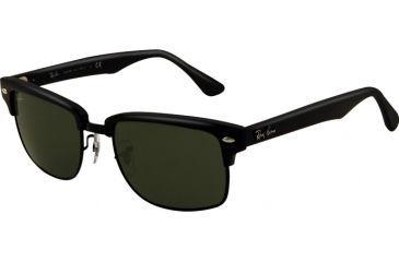 f2266d3c7f Ray-Ban RB4190 Sunglasses 877-5219 - Demi Gloss Black Black Frame