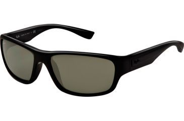 2103f18a12e2ef Ray-Ban RB4196 Single Vision Prescription Sunglasses RB4196-601-61 - Lens  Diameter