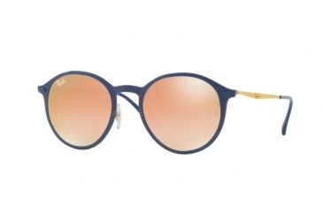 8ed00230333 Ray-Ban RB4224 Progressive Prescription Sunglasses RB4224-872-B9-49 - Lens