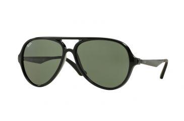 88fcecfc8de Ray-Ban RB4235 Sunglasses 601-57 - Black Frame