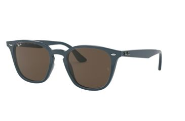 81ca95dac0 Ray-Ban RB4258 Single Vision Prescription Sunglasses RB4258-638073-50 -  Lens Diameter