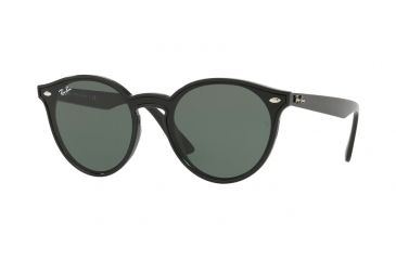 d3252d7ee2 ... 37mm Clear Gradient Green Mirror Re Lens. Ray-Ban RB4380N Sunglasses  601 71-37 - Black Frame