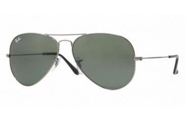 61ec4db450 Ray-Ban RB8041 SV Prescription Sunglasses - Titanium Frame   55 mm  Prescription Lenses