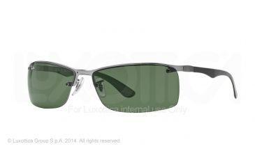 0e3f48e8cb3f2 Ray-Ban RB8315 Sunglasses 004 71-63 - Gunmetal Frame