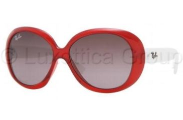 1035dfd9798 Ray-Ban RJ9043S Sunglasses 159 8H-5012 - Red Metallic Violet Gradient