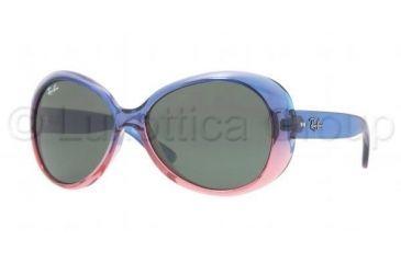Ray-Ban RJ9048S Bifocal Prescription Sunglasses RJ9048S-175-71-5113 - Lens Diameter 51 mm, Frame Color Gradient Blue/Pink