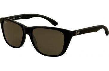 Ray-Ban RJ9053S Bifocal Prescription Sunglasses RJ9053S-100-71-5115 - Lens Diameter: 51 mm, Frame Color: Black