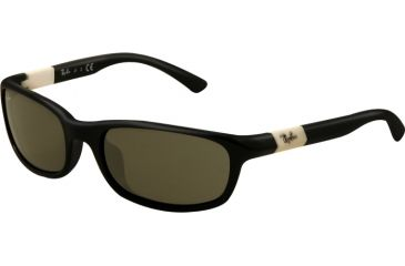 Ray-Ban RJ9056S Bifocal Prescription Sunglasses RJ9056S-187-71-5016 - Lens Diameter 50 mm, Frame Color Black