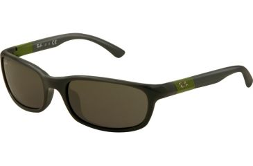 Ray-Ban RJ9056S Bifocal Prescription Sunglasses RJ9056S-196-71-5016 - Lens Diameter 50 mm, Frame Color Gray