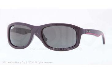 Ray-Ban RJ9058S Single Vision Prescription Sunglasses RJ9058S-184-87-50 - Lens Diameter 50 mm, Frame Color Violet