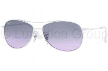Ray-Ban RJ9521S Sunglasses 225/90-5313 - White Milk Violet Gradient