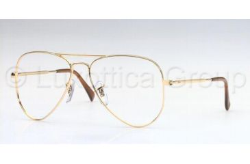 b5278137d61b64 Ray-Ban Aviator Eyeglass Frames RX6049   Customer Rated Free ...