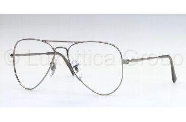 3-Ray-Ban Aviator Eyeglass Frames RX6049