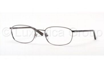 Ray-Ban RX 6127 Eyeglasses Styles - Gunmetal Frame w/Non-Rx 52 mm Diameter Lenses, 2502-5219