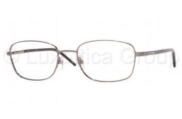 98cb2cff244 Ray-Ban RX 6138 Eyeglasses Styles - Gunmetal Gray-Green Frame w Non