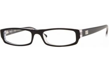 cba0674c6cc Ray-Ban Eyeglasses RX5127 with Lined Bifocal Rx Prescription Lenses ...
