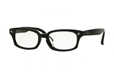 636982da897fa Ray-Ban RX5158 Eyeglass Frames 2000-52 - Shiny Black Frame