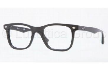 1a3a66d1f1 Ray-Ban RX5248 Eyeglass Frames 2000-4919 - Black Frame