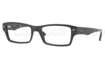 Ray-Ban RX5254 Single Vision Prescription Eyeglasses 2000-5418 - Black Frame