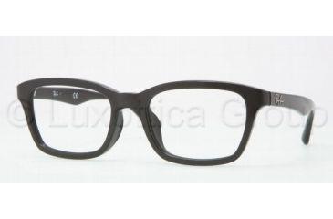 Ray-Ban RX5267F Eyeglass Frames 2000-5319 - Black Frame