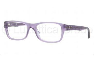 Ray-Ban RX5268 Bifocal Prescription Eyeglasses 5122-4817 - Dark Steel Frame