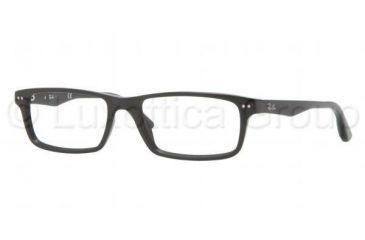 Ray-Ban RX5277 Eyeglass Frames 2000-5217 - Shiny Black Frame