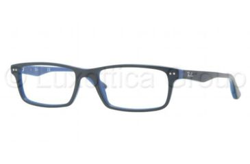 Ray-Ban RX5277 Eyeglass Frames 5137-5217 - Dark Steel Frame