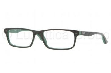 Ray-Ban RX5277 Eyeglass Frames 5138-5217 - Dark Steel Frame