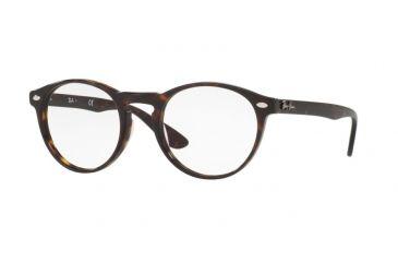 4dd4188f97b Ray-Ban RX5283 Eyeglass Frames 2012-49 - Dark Havana Frame
