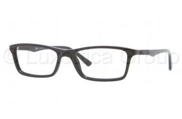Ray-Ban RX5284 Eyeglass Frames 2000-5417 - Shiny Black Frame