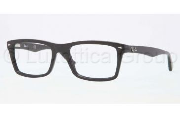 Ray-Ban RX5287 Single Vision Prescription Eyeglasses 2000-5218 - Black Frame