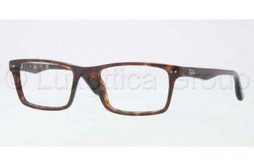 Ray-Ban RX5288 Eyeglass Frames 2012-5018 - Dark Havana Frame