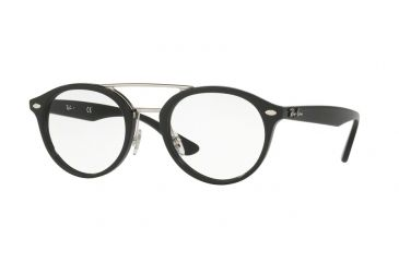 d92ae339af8a45 Ray-Ban RX5354 Eyeglass Frames 2000-48 - Shiny Black Frame