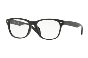 047a92cf51 Ray-Ban RX5359F Prescription Eyeglasses 2000-55 - Shiny Black Frame