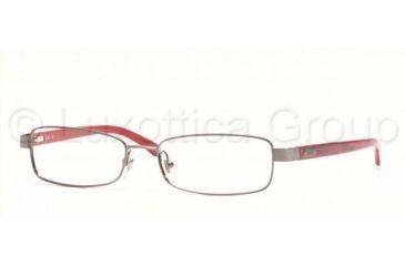 Ray-Ban RX6093 Single Vision Prescription Eyewear 2502-5316 - Gunmetal