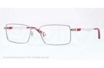 Ray-Ban RX6275 Bifocal Prescription Eyeglasses 2620-52 - Matte Gunmetal Frame
