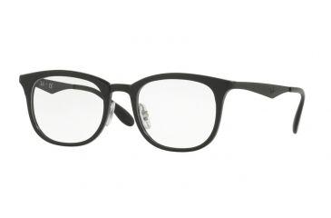 9802f019da Ray-Ban RX7112 Eyeglass Frames 5682-51 - Black   Matte Black Frame