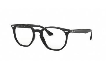 a6e7a420670 Ray-Ban RX7151 Eyeglass Frames 2000-50 - Black Frame