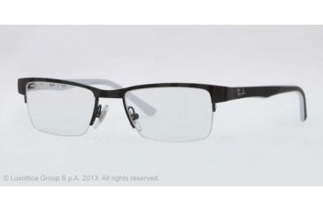 d9d2a03230 Ray-Ban RY1034 Single Vision Prescription Eyeglasses 4018-46 - Matte Black  Frame