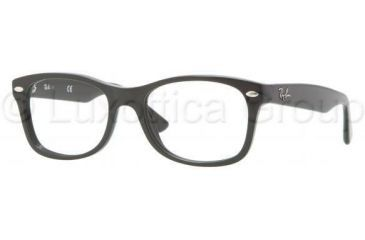 a4ff3abae1 Ray-Ban RY1528 Eyeglass Frames 3542-4816 - Black Frame
