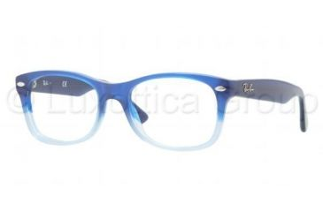 Ray-Ban RY1528 Eyeglass Frames 3581-4616 - Dark Steel Frame