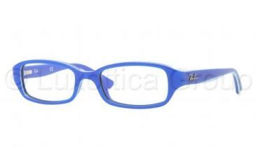 Ray-Ban RY1529 Bifocal Prescription Eyeglasses 3585-4516 - Dark Steel Frame