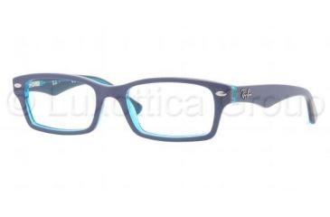 Ray-Ban RY1530 Eyeglass Frames 3587-4616 - Dark Steel Frame