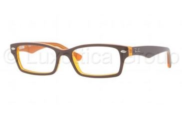 Ray-Ban RY1530 Eyeglass Frames 3588-4616 - Dark Steel Frame