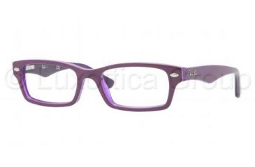 Ray-Ban RY1530 Eyeglass Frames 3589-4616 - Dark Steel Frame