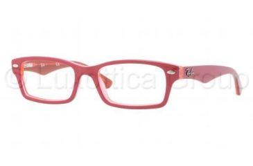 Ray-Ban RY1530 Prescription Eyeglasses 3590-4616 - Dark Steel Frame